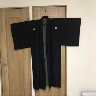 着物 五つ紋 正絹(着物)