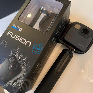 GoPro - 【中古】国内正規品GoPro fusion 自撮り棒セット 360度 美品