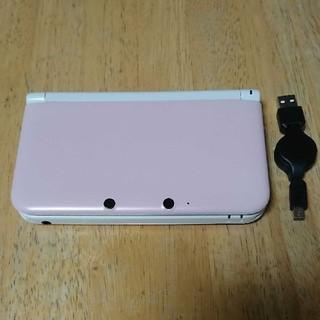 任天堂 - ニンテンドー3DS LL ピンク×ホワイト