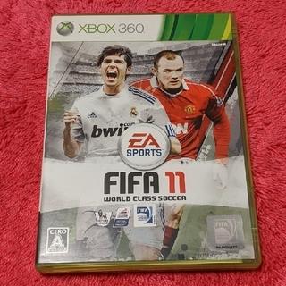 エックスボックス360(Xbox360)のFIFA11 ワールドクラスサッカー XBOX360(家庭用ゲームソフト)