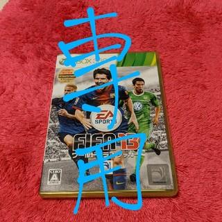 エックスボックス360(Xbox360)のFIFA 13 ワールドクラス サッカー XBOX360(家庭用ゲームソフト)