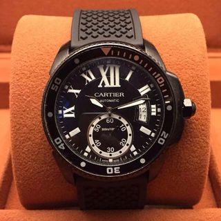 期間限定 カルティエ Cartier カリブル メンズ 腕時計 自動巻