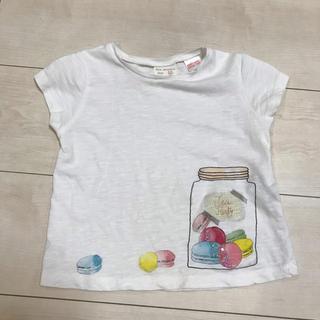 ザラキッズ(ZARA KIDS)のTシャツ マカロン(Tシャツ/カットソー)