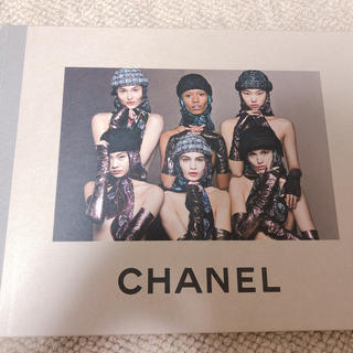 CHANEL - CHANEL look book