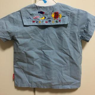 ミキハウス(mikihouse)のミキハウス  セーラー  (Tシャツ)