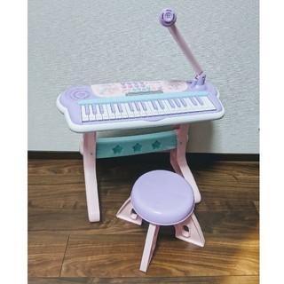サンリオ(サンリオ)のサンリオ ぼんぼんりぼんちゃん 電子キーボード(楽器のおもちゃ)