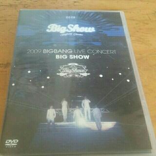 BIGBANG - 2009BIGBANGライブDVD