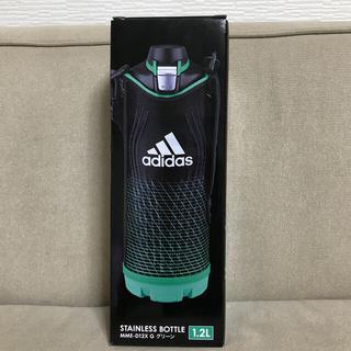 アディダス(adidas)の新品 アディダス 水筒 タイガー保冷専用 ステンレスボトル 1.2L(水筒)