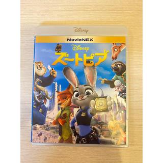 ディズニー(Disney)の229 ラクマ最安値 ズートピア MovieNEX Blu-ray(キッズ/ファミリー)