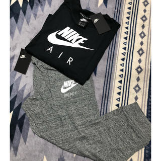 ナイキ(NIKE)のNIKE ショートスリーブ クロップドパンツ(Tシャツ(半袖/袖なし))