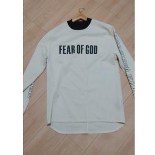 フィアオブゴッド(FEAR OF GOD)の本日限定 fearofgod mesh モトクロスt(Tシャツ/カットソー(七分/長袖))