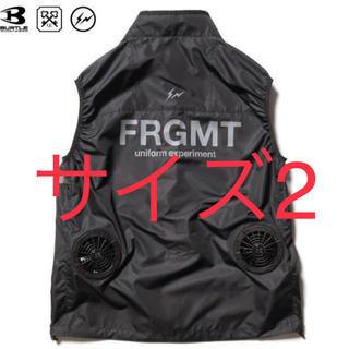 ユニフォームエクスペリメント(uniform experiment)のuniform experiment  BURTLE FRGMT DESIGN(ベスト)
