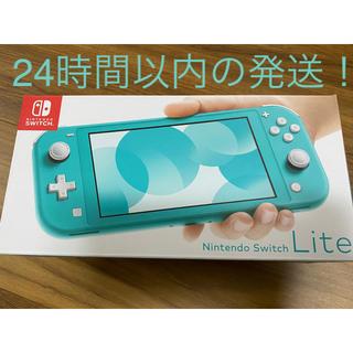 Nintendo Switch - 任天堂Switch ライト 新品未使用