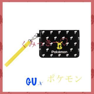 ジーユー(GU)のパスケースPOKEMON ICY🌺(名刺入れ/定期入れ)