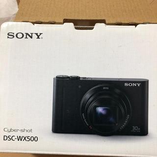 SONY - sony dsc-wx500  (東芝SD付き)