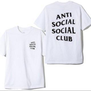 アンチ(ANTI)のアンチソーシャルソーシャルクラブ  ロゴT(Tシャツ/カットソー(半袖/袖なし))