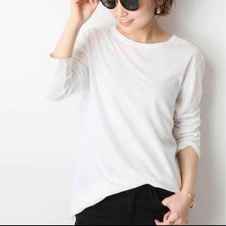 DEUXIEME CLASSE - 新品未使用タグ付き ドゥーズィエムクラス   spring-like Tシャツ