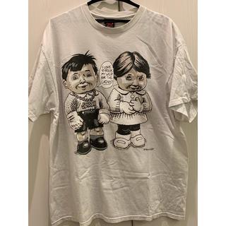 STUSSY - STUSSY  ✖️ JOHN POUND   コラボTシャツ