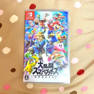 Nintendo Switch - スマブラ Switch ソフト