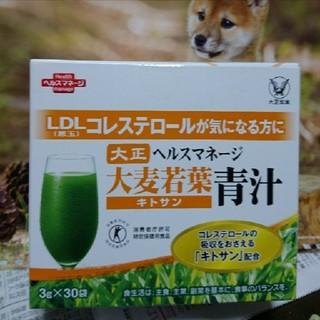 タイショウセイヤク(大正製薬)の大正製薬 ヘルスマネージ 大麦若葉青汁(青汁/ケール加工食品)