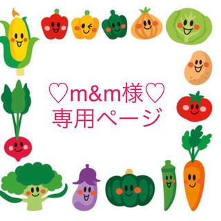 m&m様専用ページ(ネームタグ)