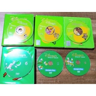 ディズニー(Disney)の【バラ売り可】DWE ストレートプレイ4~9巻 DVD 6枚セット(キッズ/ファミリー)