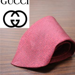 グッチ(Gucci)のGUCCI グッチ シルクネクタイ(ネクタイ)