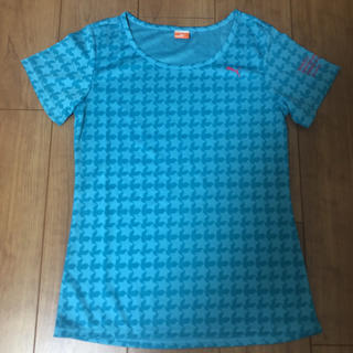 ナイキ(NIKE)のPUMA 表参道ウィメンズマラソン Tシャツ(Tシャツ(半袖/袖なし))