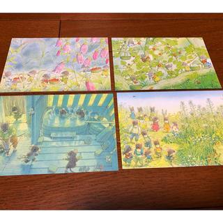 14匹のねこシリーズのポストカード(写真/ポストカード)