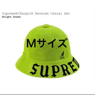 シュプリーム(Supreme)のSupreme Kangol Bermuda casual Hat (キャップ)