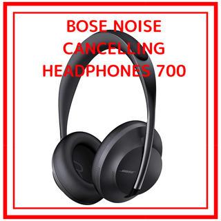 ボーズ(BOSE)のBOSE NOISE CANCELLING HEADPHONES 700(ヘッドフォン/イヤフォン)