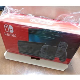 Nintendo Switch - 【即日発送可能】Nintendo Switch 本体 グレー 新モデル