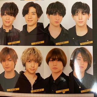 ジャニーズ(Johnny's)のMyojo 7月号 デタカ Hey!Say!JUMP(男性アイドル)