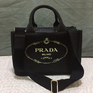 PRADA カナパ S