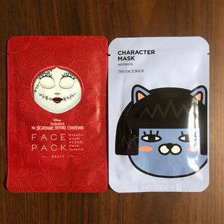 ザフェイスショップ(THE FACE SHOP)のキャラクターフェイスマスク(パック/フェイスマスク)