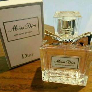 クリスチャンディオール(Christian Dior)のろぼ様専用☆新品 ミスディオール ブルー(香水(女性用))