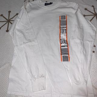エクストララージ(XLARGE)のロンT(Tシャツ/カットソー(七分/長袖))