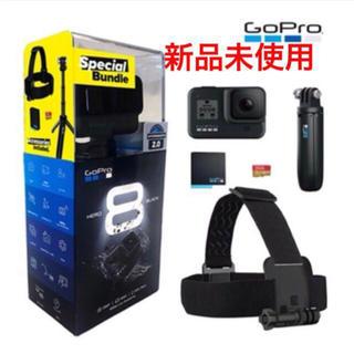 ゴープロ(GoPro)の新品未開封★GoPro HERO8 Black 限定ボックスセット(コンパクトデジタルカメラ)