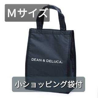 ディーンアンドデルーカ(DEAN & DELUCA)のDEAN & DELUCA クーラーバッグ ブラック M 新品 正規品(トートバッグ)