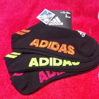 アディダス(adidas)のアディダス靴下  メンズ(ソックス)