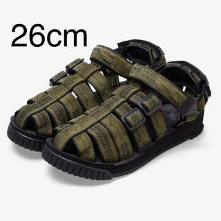 NEIGHBORHOOD SHAKA HIKER  SANDAL
