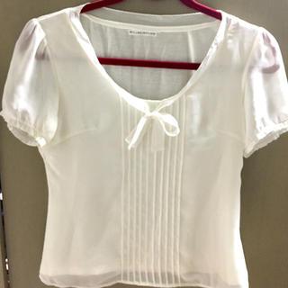 ウィルセレクション(WILLSELECTION)の半袖 ブラウス(シャツ/ブラウス(半袖/袖なし))