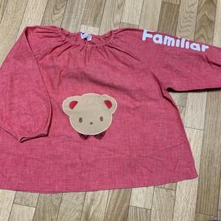 ファミリア(familiar)のファミリア スモック(Tシャツ/カットソー)