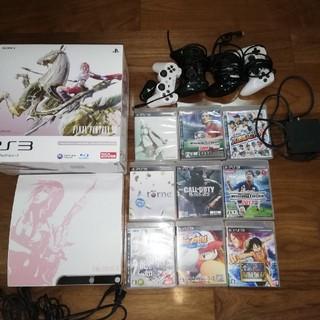 プレイステーション3(PlayStation3)の中古ps3+トルネ+ソフト(家庭用ゲーム機本体)