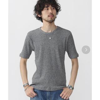 ナノユニバース(nano・universe)のnano universe(ナノユニバース)半袖Tシャツ(Tシャツ/カットソー(半袖/袖なし))