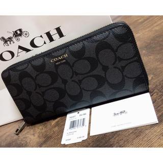 コーチ(COACH)の【正規品】COACH 新品 コーチ長財布 74597 メンズ レディース (財布)
