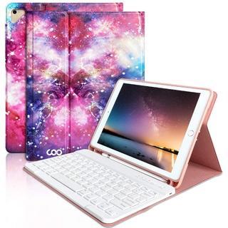 iPad 9.7 キーボード ケース 2018/2017 ipad pro 9.(PHS本体)