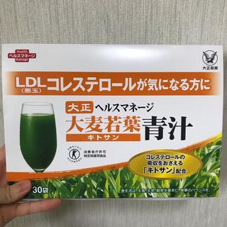 タイショウセイヤク(大正製薬)の大麦若葉青汁(青汁/ケール加工食品)
