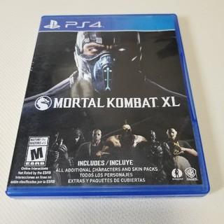 PlayStation4 - PS4【中古】MORTAL KOMBAT XL(輸入版:北米)