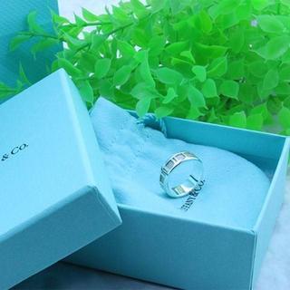 ティファニー(Tiffany & Co.)の☆新品☆未使用☆ ティファニー アトラスリング7号(リング(指輪))